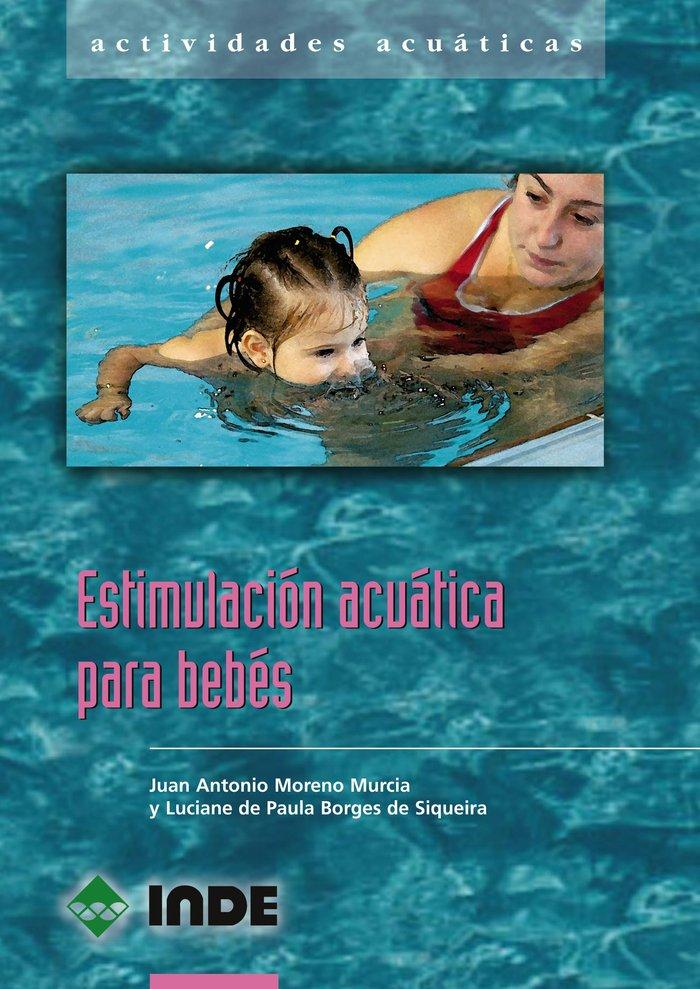 Estimulacion acuatica para bebes
