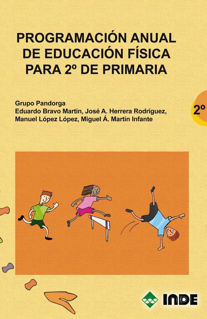 Educacion fisica 2ºep programacion anual 2ªed