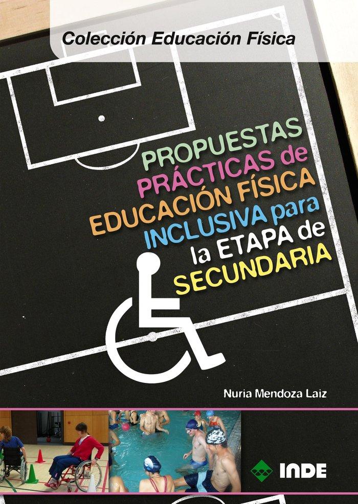 Propuestas practicas de educacion fisica inclusiva para eso