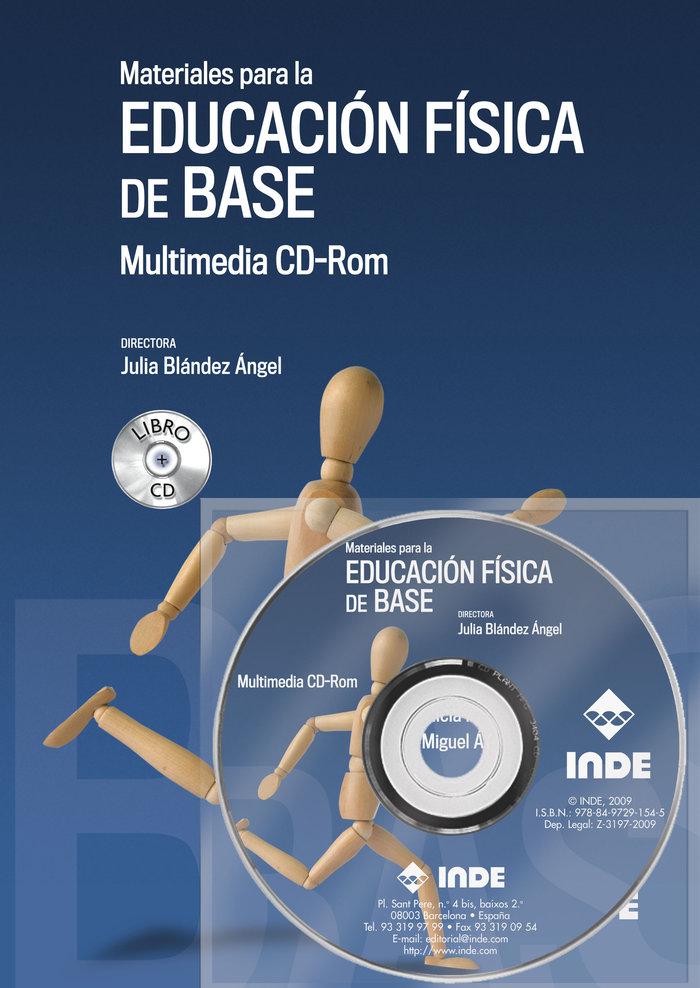 Materiales para la educacion fisica de base
