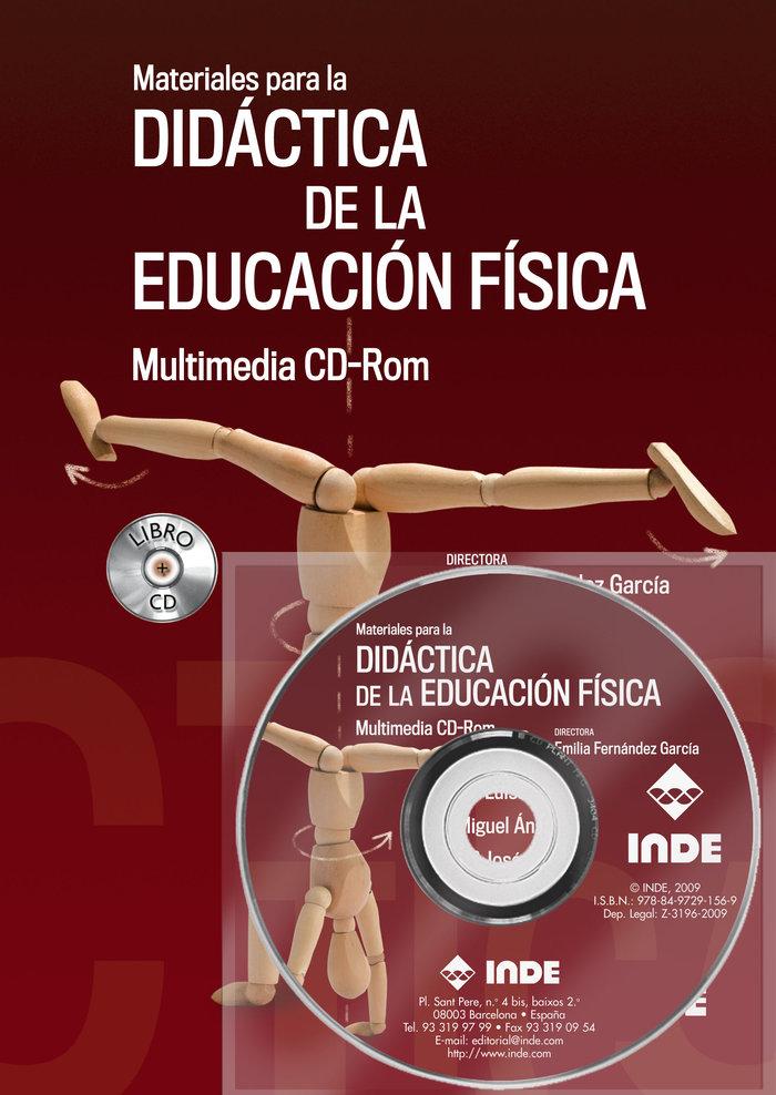 Materiales para la didactica de la educacion fisica