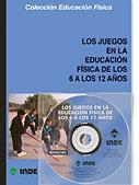 Juegos educacion fisica 6-12 años+cd ne