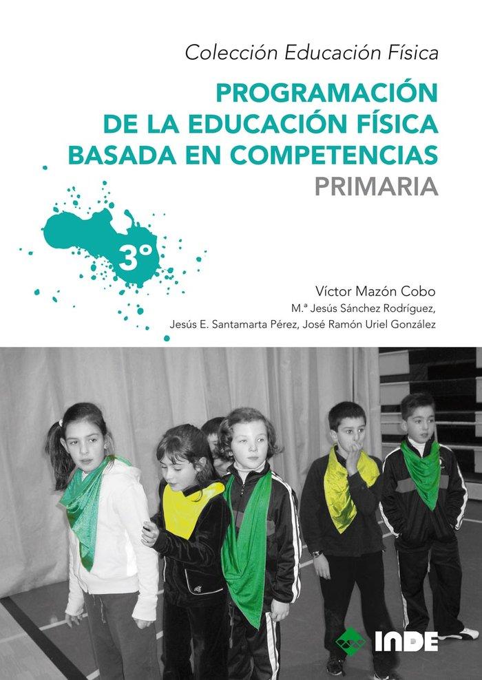 Programacion educacion fisica primaria vol 3