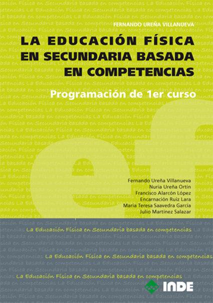 Educacion f.secundaria basada comp.1 programacion 1º curso