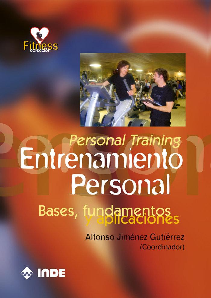Personal training entrenamiento personal 3ªed