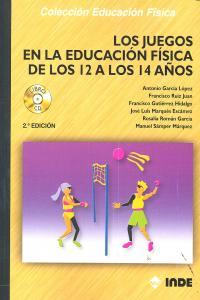 Juegos en la educacion fisica de los 12 a los 14 años