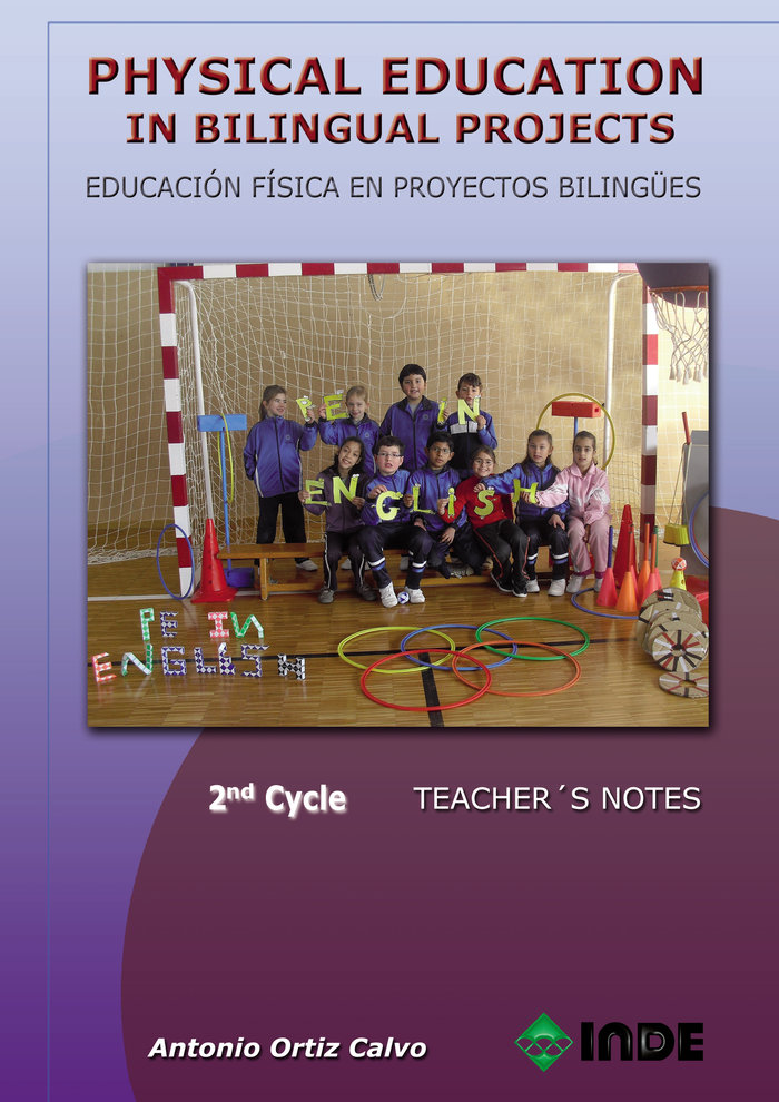 Physical ed.in bilingual proj.2 cycle ed.fisica proyectos