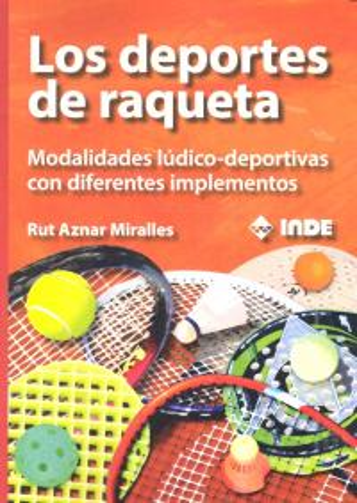 Deportes de raqueta,los