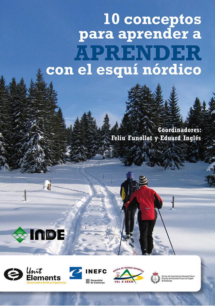 10 conceptos para aprender a aprender con el esqui nordico