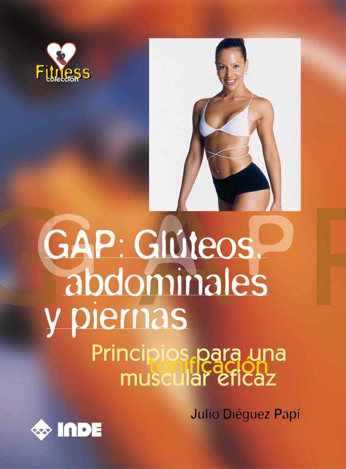 Gap gluteos abdominales y piernas 2ªed