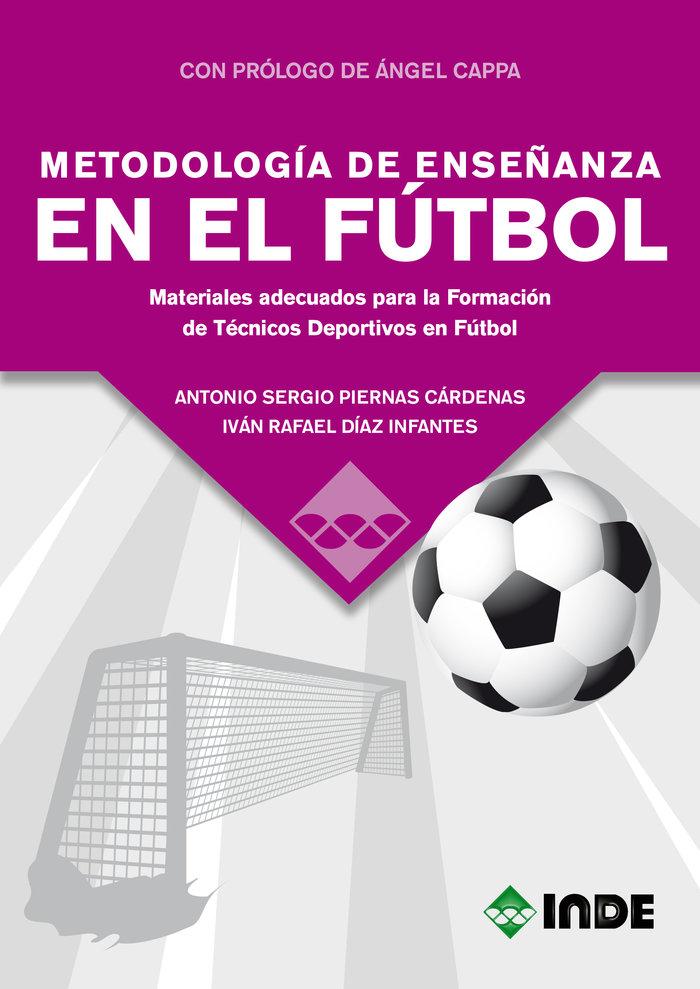 Metodologia de enseñanza en el futbol