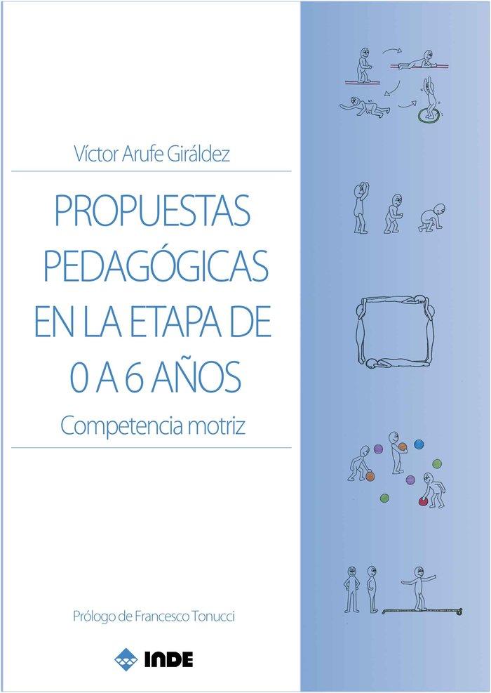 Propuestas pedagogicas en la etapa de 0 a 6 años