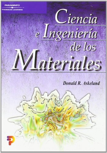 Ciencia e ingenieria materiales