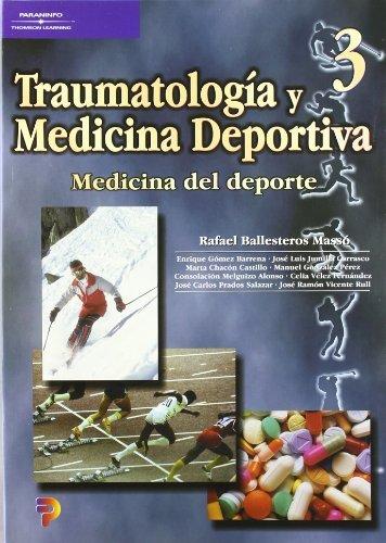 Traumatologia y medicina deportiva 3