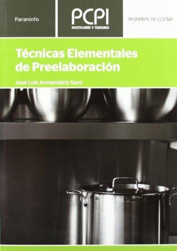 Tecnicas elementales preelaboracion pcpi 12
