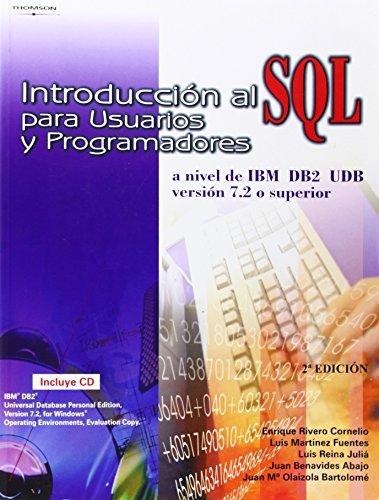 Introduccion al sql para usuarios y prog. 2 ed.
