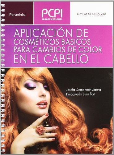 Aplicacion cosmeticos bas.cambios color cabello pc