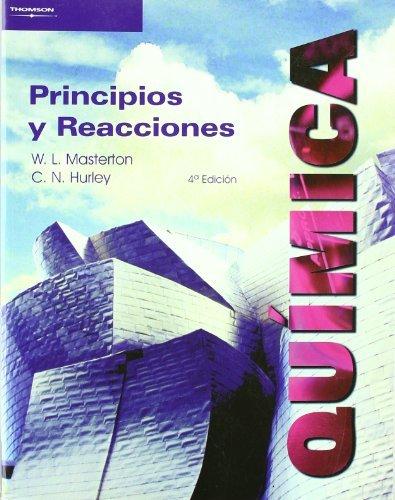 Quimica 4ª ed. principios y reaciones