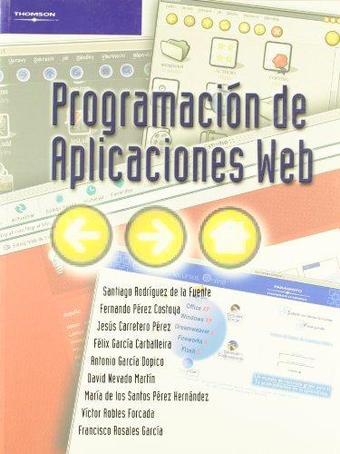 Programacion aplicaciones web