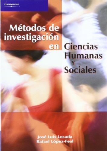 Metodos investigacion ciencias humanas y sociales