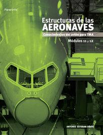 Estructuras de las aeronaves conocimientos avion 11 y 12