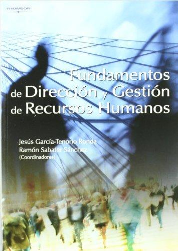 Fundamentos direccion gestion recursos humanos