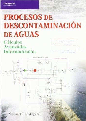 Procesos de descontaminacion de aguas