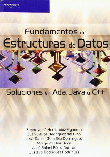 Fundamentos de estructuras de datos. soluciones en ada, java