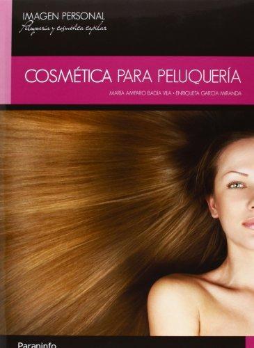 Cosmetica para peluqueria