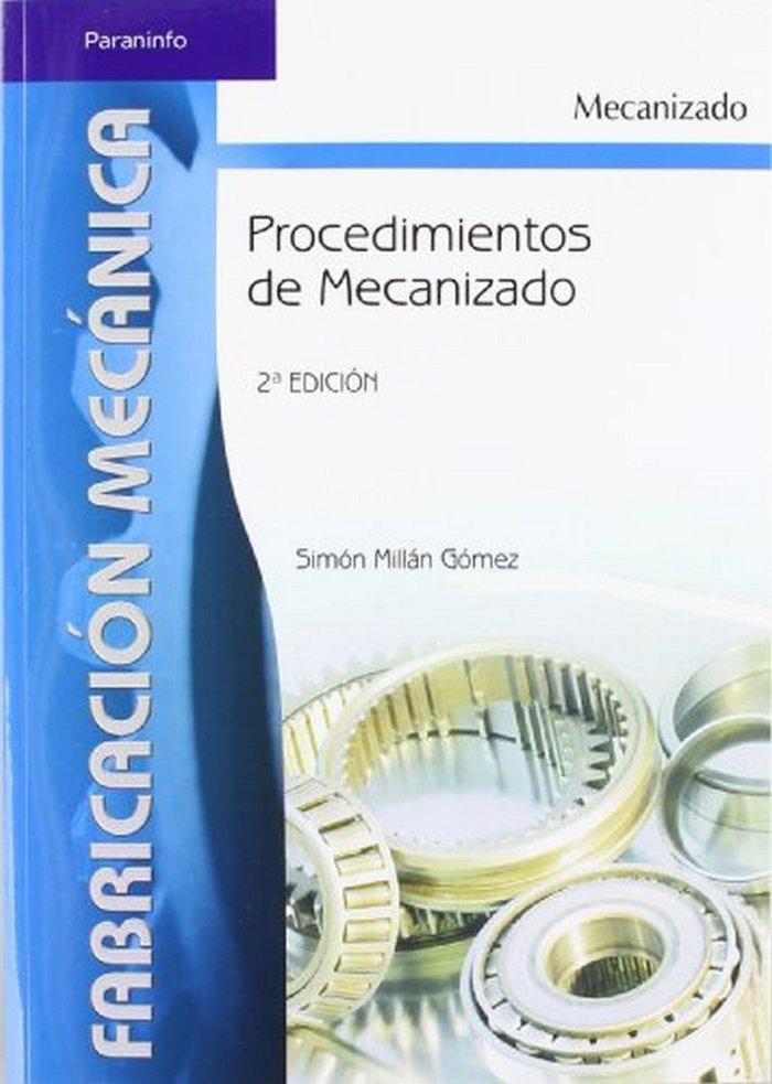 Procedimientos de mecanizado 2ªed