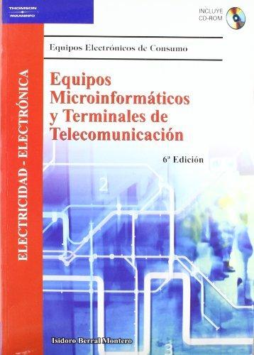 Equipos microinformaticos y terminales telecomunic
