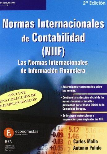 Normas internacionales contabilidad niif 2ªed
