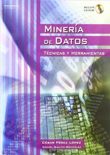 Mineria de datos tecnicas y herramientas +cd