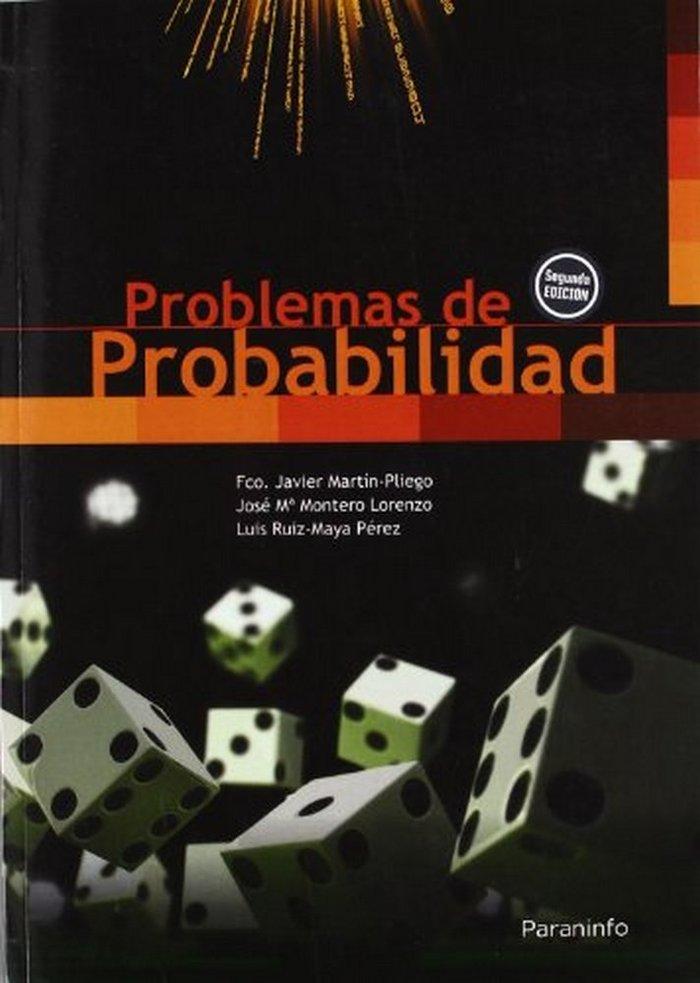 Problemas de probabilidad 2ª