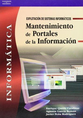 Mantenimiento de portales de la informacion