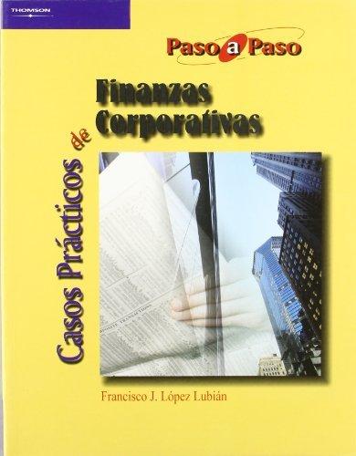 Casos practicos finanzas corporativas paso a paso