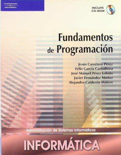 Fundamentos programacion+cd