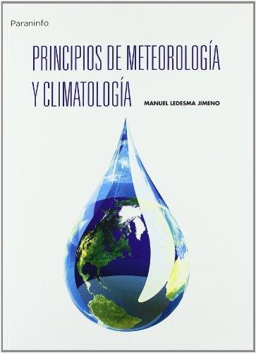Principios de meteorologia y climatologia