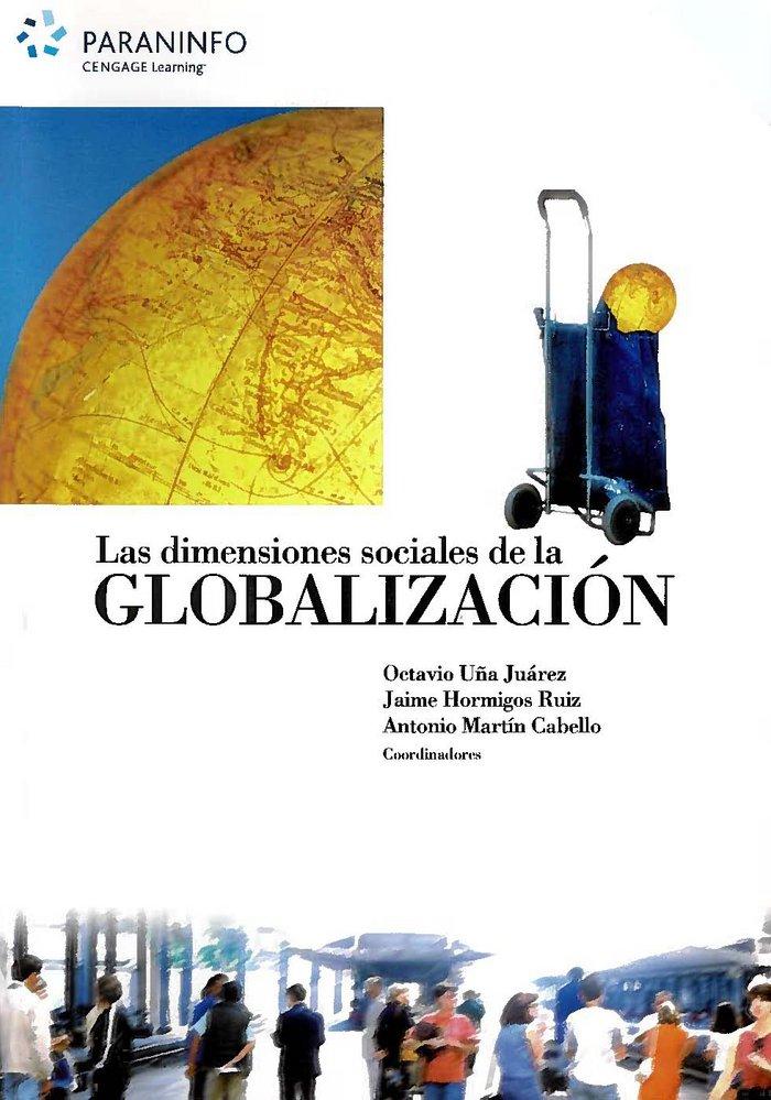 Dimensiones sociales de la globalizacion