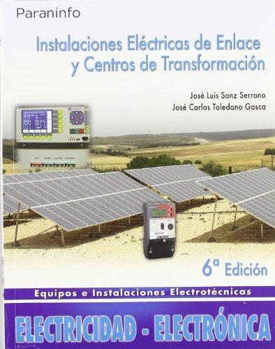 Instalaciones elect.enlace centros transfor.6ªed