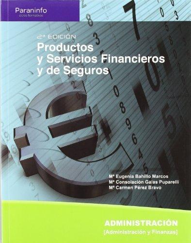 Productos servic.financier.seguros 09 gs