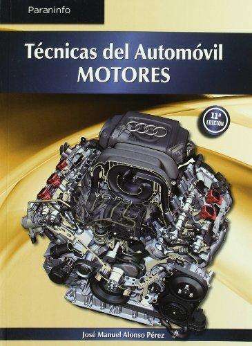 Tecnicas automovil motores 11ªed