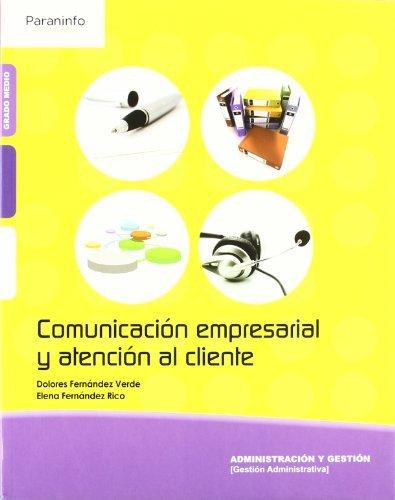 Comunicacion empresarial y atencian al cliente