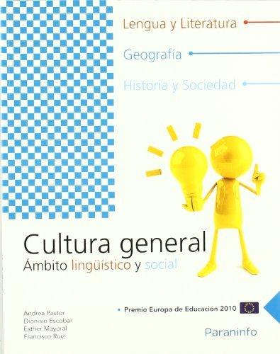 Cultura general ambito linguistico y social