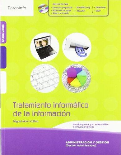 Tratamiento informatico de informacion cd