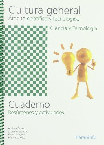 Cuaderno de trabajo ciencias y tecnologia resumenes