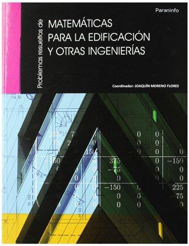 Matematicas para la edificacion y otras ingenierias