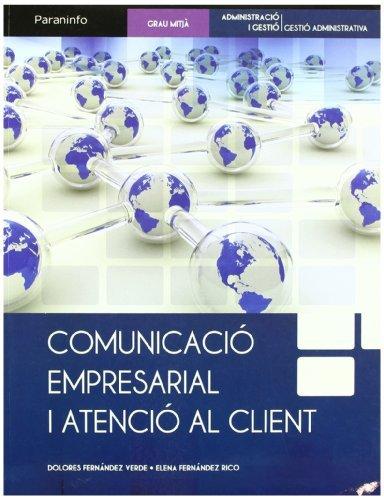 Comunicacio  empresarial i atencio al client