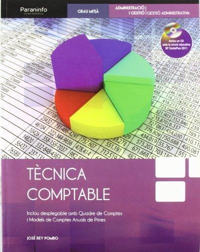 Tecnica comptable  gestion y administracion