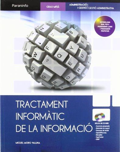 Tractament informatic de la informacio